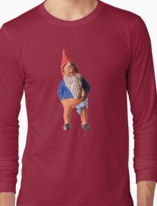 Franky the Gnome Long Sleeve T-Shirt