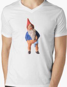 Franky the Gnome Mens V-Neck T-Shirt