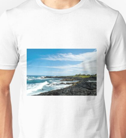 Hawaii Ocean Unisex T-Shirt