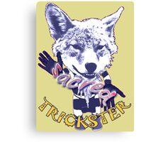 Sacred Trickster Canvas Print