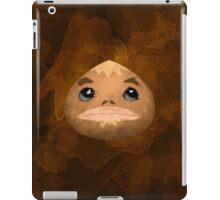 Goron Mask Paint iPad Case/Skin