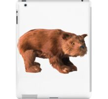 Milton the Bear iPad Case/Skin