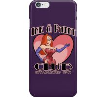 Ink & Paint Club iPhone Case/Skin