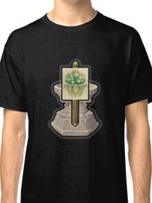 Glitch miscellaneousness proto shrine lem Classic T-Shirt