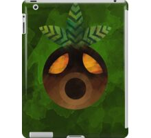 Deku Mask Paint iPad Case/Skin