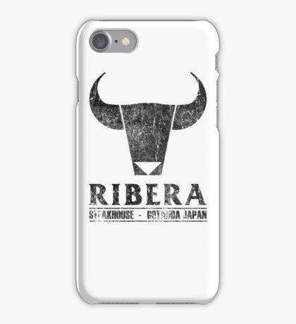 Ribera Steakhouse iPhone Case/Skin