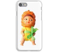 Penelope Pineapple Head iPhone Case/Skin