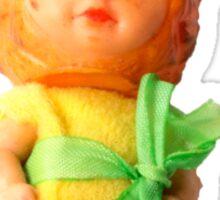 Penelope Pineapple Head Sticker