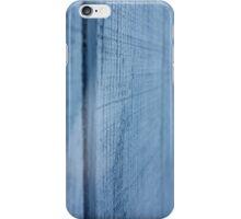 Blue Fence iPhone Case/Skin