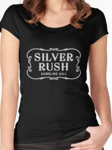Silver Rush (Clean) Women's Fitted Scoop T-Shirt