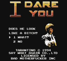 I dare you by Pixeltees