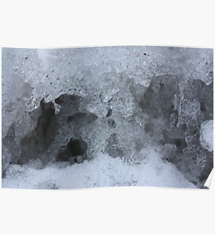Ice & Snow Poster