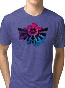 Majora's Crest 2 Tri-blend T-Shirt