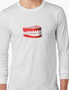 Harold the Chatter Mouth Long Sleeve T-Shirt