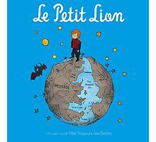 Le Petit Lion Photographic Print