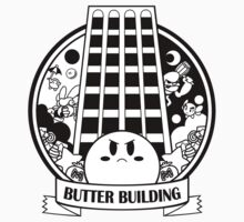 Kirby - Butter Building by jpmeshew