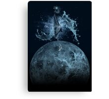 Mercury Power Canvas Print