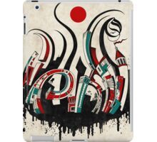 Urban Chaos iPad Case/Skin