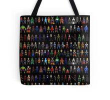All Heroes Tote Bag