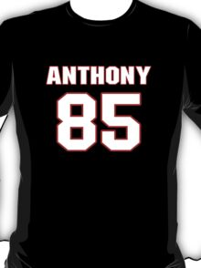 NFL Player Anthony McCoy eightyfive 85 T-Shirt