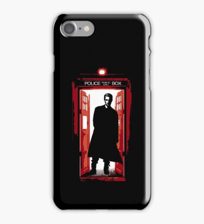 William the Bloody Doctor iPhone Case/Skin