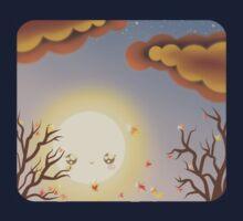Cute Sky 11- Autumn Kids Tee