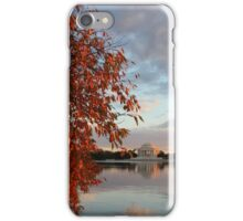 Jefferson Memorial Washington DC iPhone Case/Skin
