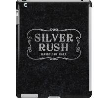 Silver Rush (Grunge) iPad Case/Skin