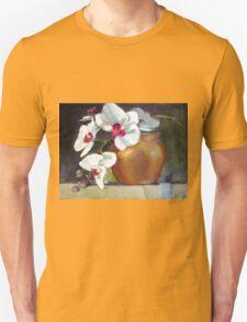 Orchid Cascade Unisex T-Shirt