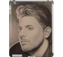Chris Young in Pencil iPad Case/Skin