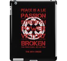 The Sith Creed iPad Case/Skin