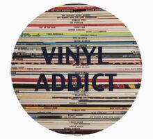 Vinyl Addict records T-Shirt