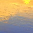 Beach. water reflections on sand by terezadelpilar ~ art & architecture