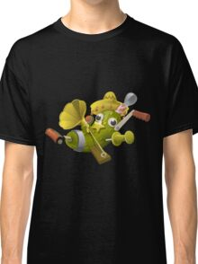 Glitch miscellaneousness special item that only beta testers get Classic T-Shirt