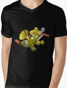 Glitch miscellaneousness special item that only beta testers get Mens V-Neck T-Shirt