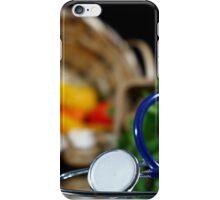 Health and wellness iPhone Case/Skin