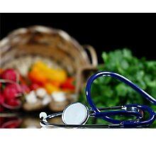 Health and wellness Photographic Print