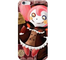 Dessert Witch iPhone Case/Skin