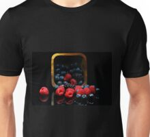 A combination of Berries Unisex T-Shirt