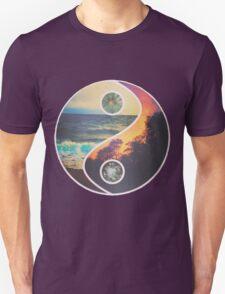 Nature Yin Yang Unisex T-Shirt