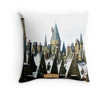 Hogwarts Will Always Be There Throw Pillow