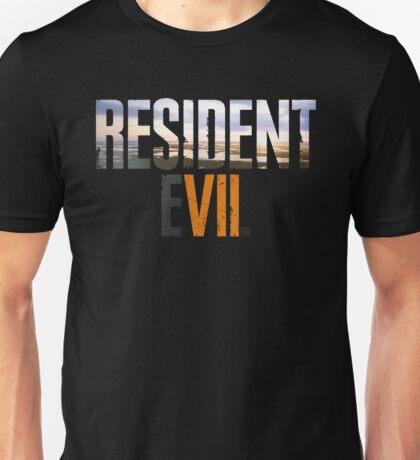 Residen Evil VII  Unisex T-Shirt