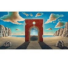 Arch Gate Photographic Print