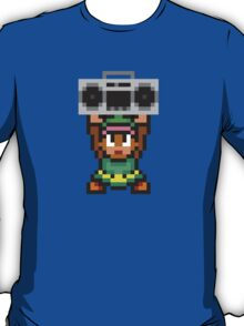 Ghetto Blaster Link T-Shirt