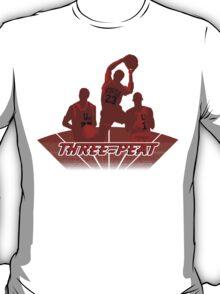 Bulls - Three-Peat T-Shirt