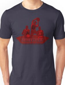Bulls - Three-Peat Unisex T-Shirt