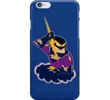 Storm Man iPhone Case/Skin