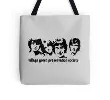 British Invasion - Village Green Preservation Society Tote Bag