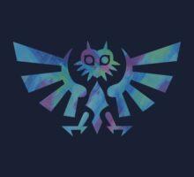 Majora's Crest Blue by cluper