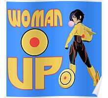 Woman Up!!!! Poster
